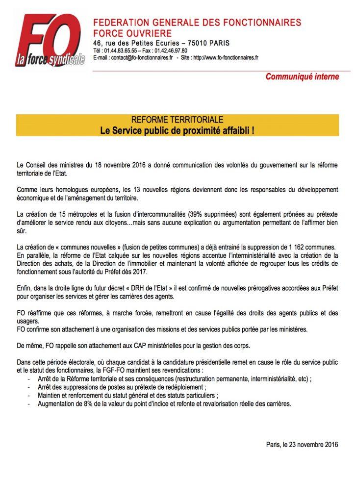 2016-11-23-communique-interne-reforme-territoriale